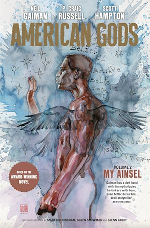 Téléchargez le livre :  American Gods: My Ainsel