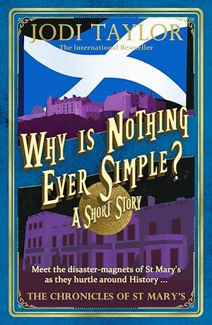 Téléchargez le livre :  Why is Nothing Ever Simple?