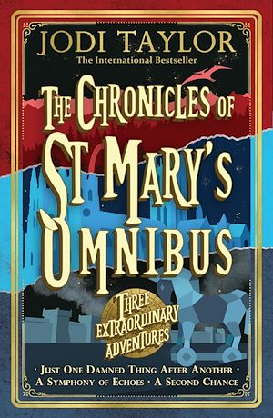 Téléchargez le livre :  The Chronicles of St Mary's Omnibus: Three Extraordinary Adventures