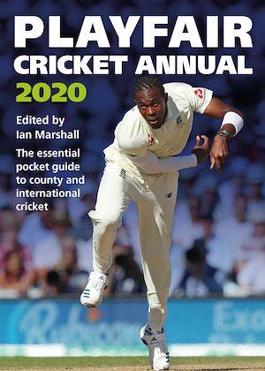 Téléchargez le livre :  Playfair Cricket Annual 2020