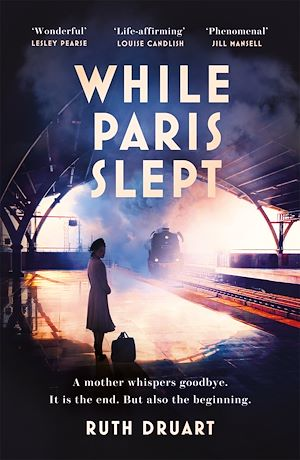 Téléchargez le livre :  While Paris Slept: A mother in wartime Paris. A heartwrenching choice. A remarkable story.