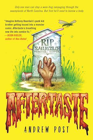 Téléchargez le livre :  Aftertaste