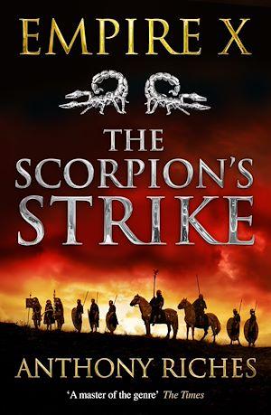 Téléchargez le livre :  The Scorpion's Strike: Empire X