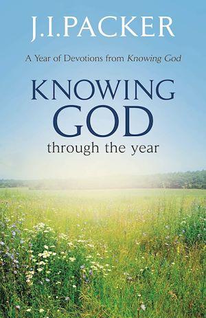 Téléchargez le livre :  Knowing God Through the Year