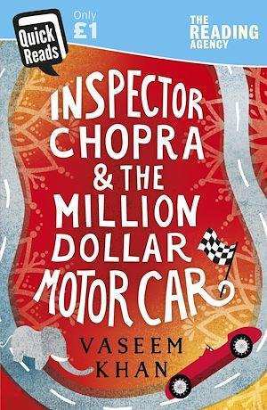 Téléchargez le livre :  Inspector Chopra and the Million-Dollar Motor Car