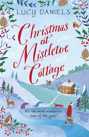 Téléchargez le livre :  Christmas at Mistletoe Cottage