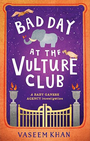 Téléchargez le livre :  Bad Day at the Vulture Club