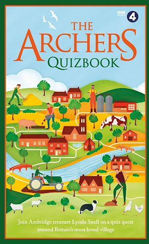 Téléchargez le livre :  The Archers Quizbook