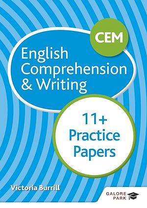Téléchargez le livre :  CEM 11+ English Comprehension & Writing Practice Papers