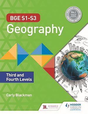 Téléchargez le livre :  BGE S1–S3 Geography: Third and Fourth Levels