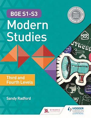 Téléchargez le livre :  BGE S1–S3 Modern Studies: Third and Fourth Levels