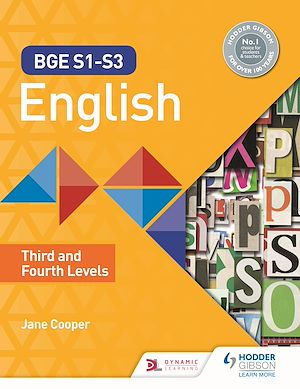 Téléchargez le livre :  BGE S1–S3 English: Third and Fourth Levels