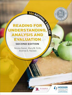Téléchargez le livre :  SQA National 5 English: Reading for Understanding, Analysis and Evaluation, Second Edition