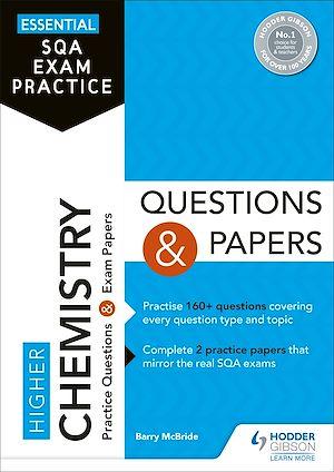 Téléchargez le livre :  Essential SQA Exam Practice: Higher Chemistry Questions and Papers