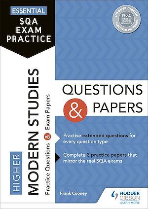 Téléchargez le livre :  Essential SQA Exam Practice: Higher Modern Studies Questions and Papers