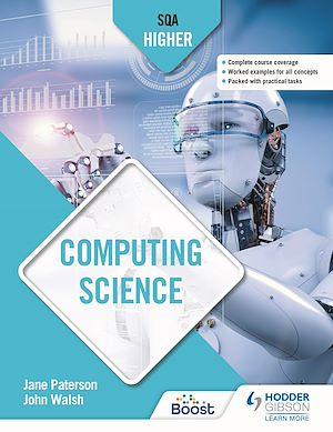 Téléchargez le livre :  SQA Higher Computing Science