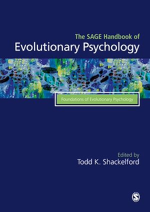 Téléchargez le livre :  The Sage Handbook of Evolutionary Psychology