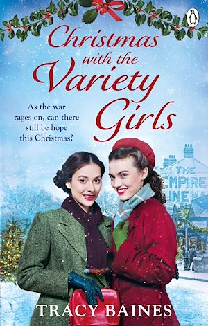 Téléchargez le livre :  Christmas with the Variety Girls