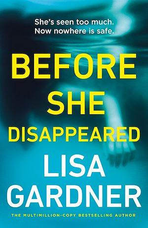 Téléchargez le livre :  Before She Disappeared