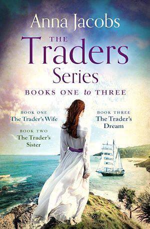Téléchargez le livre :  The Traders Series Books 1–3