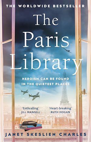 Téléchargez le livre :  The Paris Library