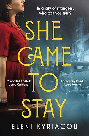 Téléchargez le livre :  She Came to Stay