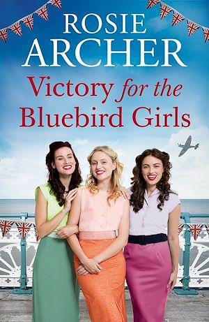 Téléchargez le livre :  Victory for the Bluebird Girls