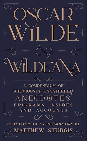 Téléchargez le livre :  Wildeana (riverrun editions)