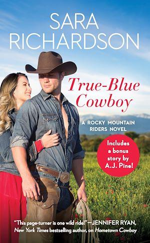 Téléchargez le livre :  True-Blue Cowboy