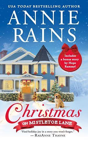 Téléchargez le livre :  Christmas on Mistletoe Lane