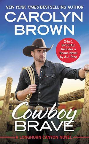 Téléchargez le livre :  Cowboy Brave