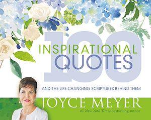 Téléchargez le livre :  100 Inspirational Quotes