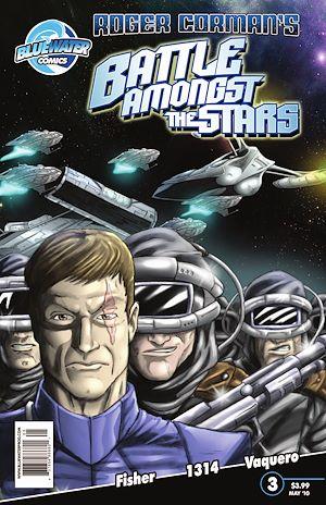 Téléchargez le livre :  Roger Corman's Battle Amongst the Stars #3