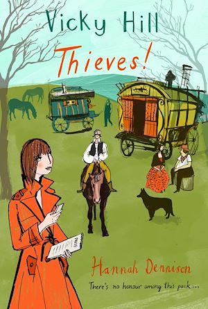 Téléchargez le livre :  Vicky Hill: Thieves!