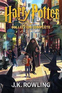 Télécharger le livre : Harry Potter: La Collection Complète (1-7)