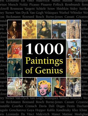 Téléchargez le livre :  1000 Paintings of Genius