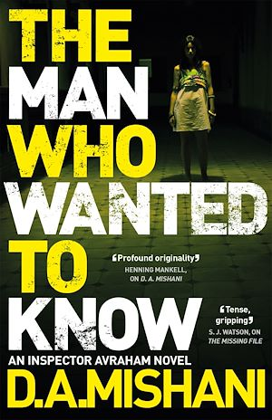 Téléchargez le livre :  The Man Who Wanted to Know