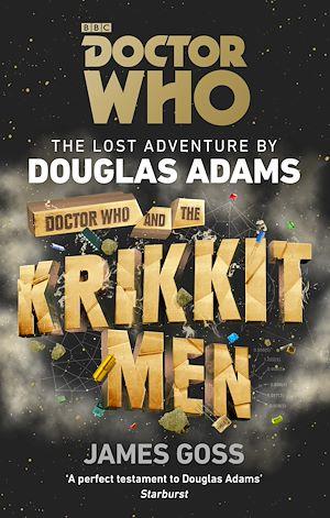 Téléchargez le livre :  Doctor Who and the Krikkitmen