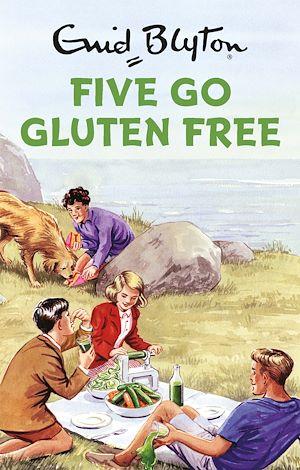 Téléchargez le livre :  Five Go Gluten Free