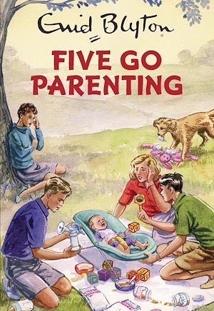 Téléchargez le livre :  Five Go Parenting
