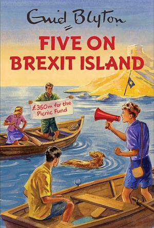 Téléchargez le livre :  Five on Brexit Island