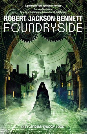 Téléchargez le livre :  Foundryside