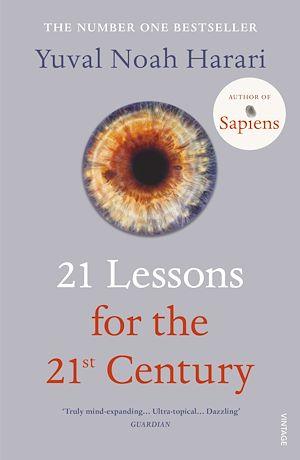 Téléchargez le livre :  21 Lessons for the 21st Century