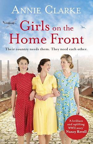 Téléchargez le livre :  Girls on the Home Front