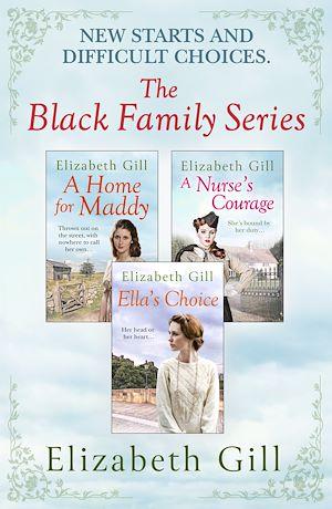 Téléchargez le livre :  The Black Family Series