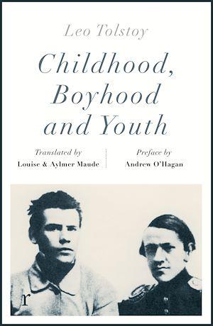 Téléchargez le livre :  Childhood, Boyhood and Youth (riverrun editions)