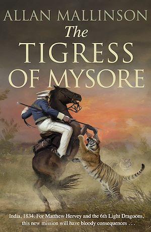Téléchargez le livre :  The Tigress of Mysore