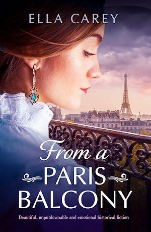 Téléchargez le livre :  From a Paris Balcony