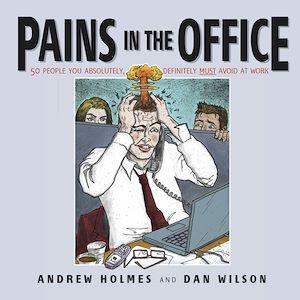 Téléchargez le livre :  Pains in the Office