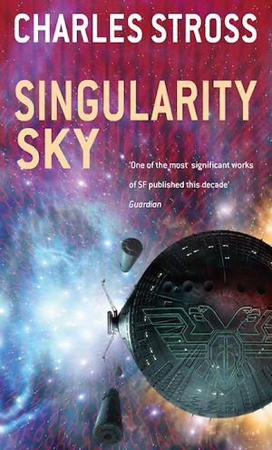 Téléchargez le livre :  Singularity Sky